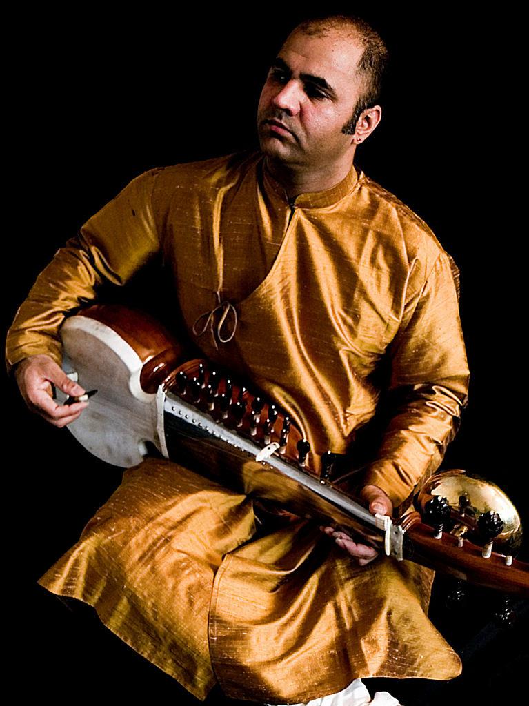 Portrait of Aditya Verma